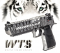 "Preview: Magnum Research Desert Eagle 6"" White Tiger Stripe .44 Magnum"