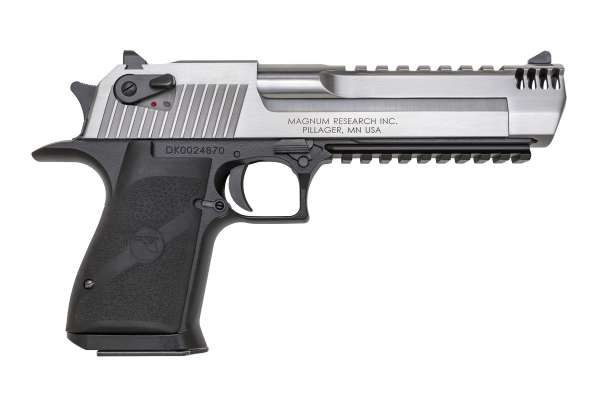 "Magnum Research Desert Eagle L6"" IMB .50 AE"