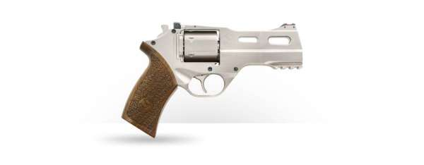 "Chiappa Rhino Revolver 40DS (Nickel Plated) 357MAG/4""BBL"